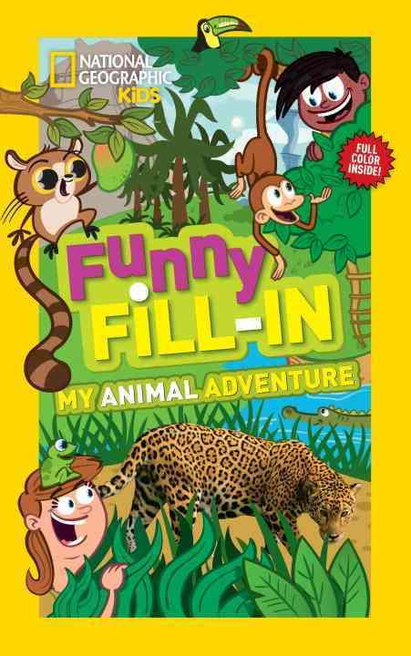 My Animal Adventure By Musgrave, Ruth/ Tharp, Jason (ILT)